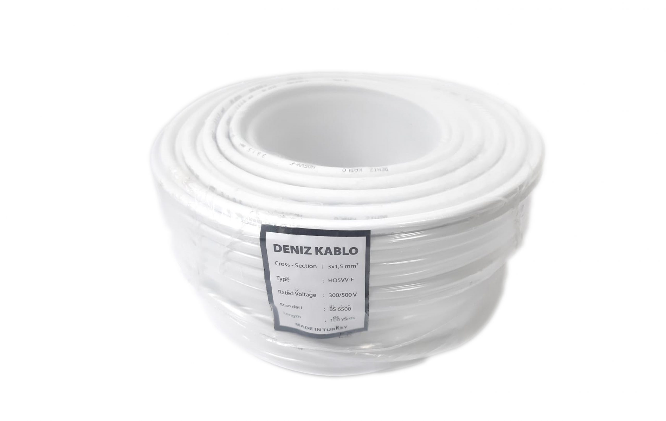 PVC FLEXIBLE CABLES